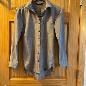 The North Face Button Down Shirt I XS